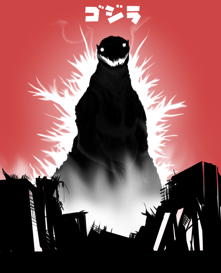 Godzilla's Birthday by gyaos46