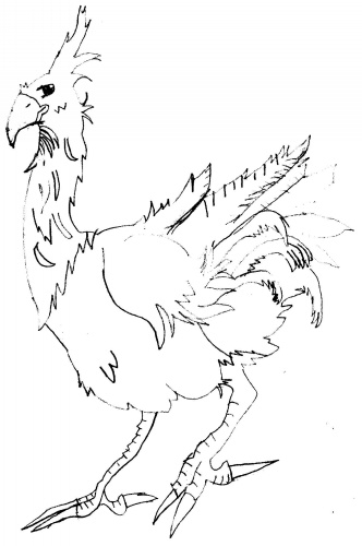 Chocobo: The Other White Meat by Haga4Ever