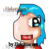 hakuramaru by Hakumararu
