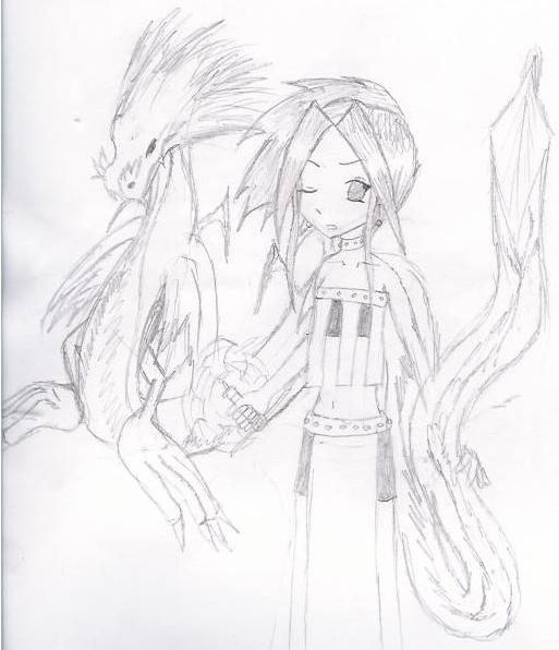 My Yami And Her Dragon by HaruGlory123