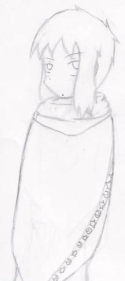 Ian! My New Character by HaruGlory123
