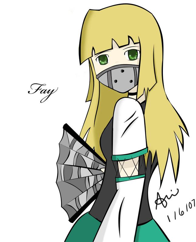 Fay - SacrificedWords by HatefulMirrors
