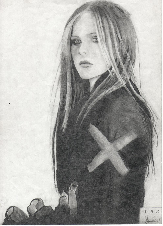 Avril Lavigne - Under my skin by Hazard103508