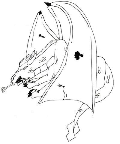 Defending Dragon by Hellzangel83