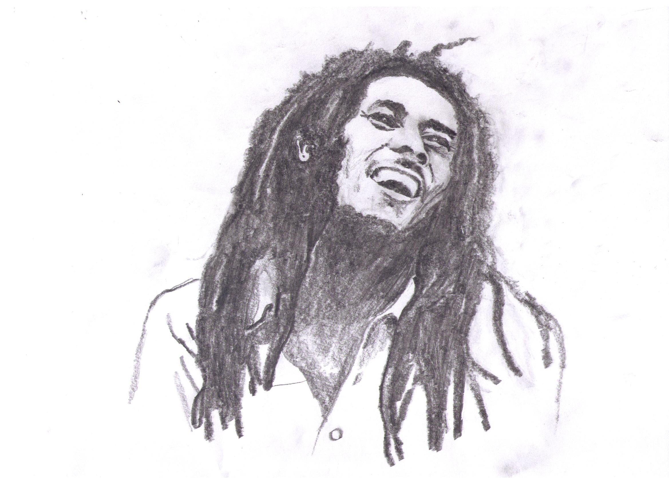 Bob Marley by HolyBatman