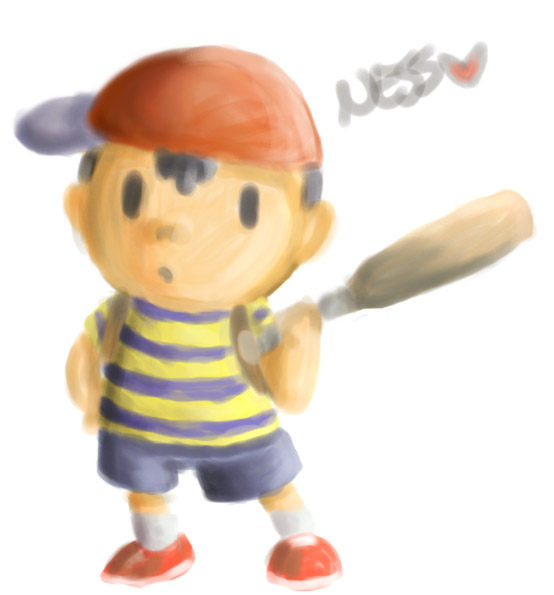 Ness by HotChocolateThief