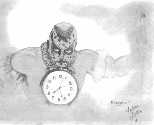 WWE The Boogeyman by HurricaneComing Fanart Central