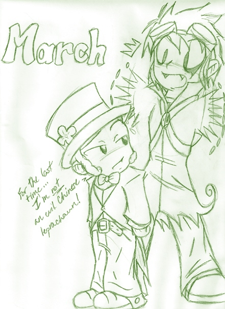 March by Hybrid_Sunshine