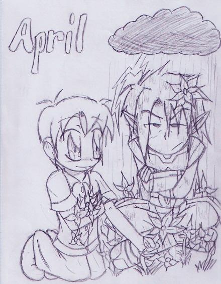 April by Hybrid_Sunshine