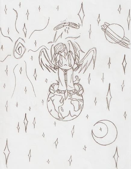 Jack World Doodle by Hybrid_Sunshine