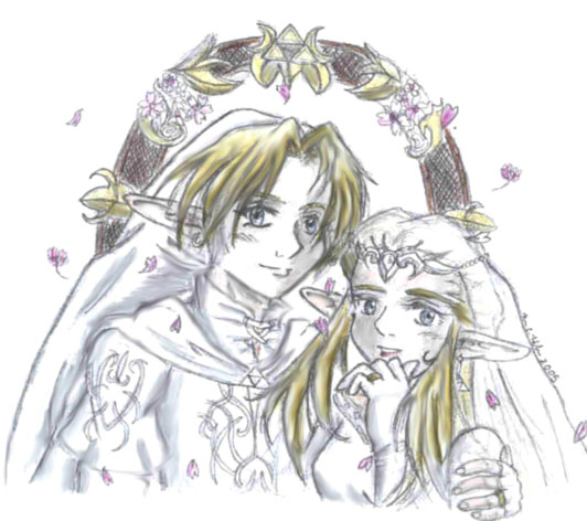 !!The PERFECT Couple!! by HyruleMaster