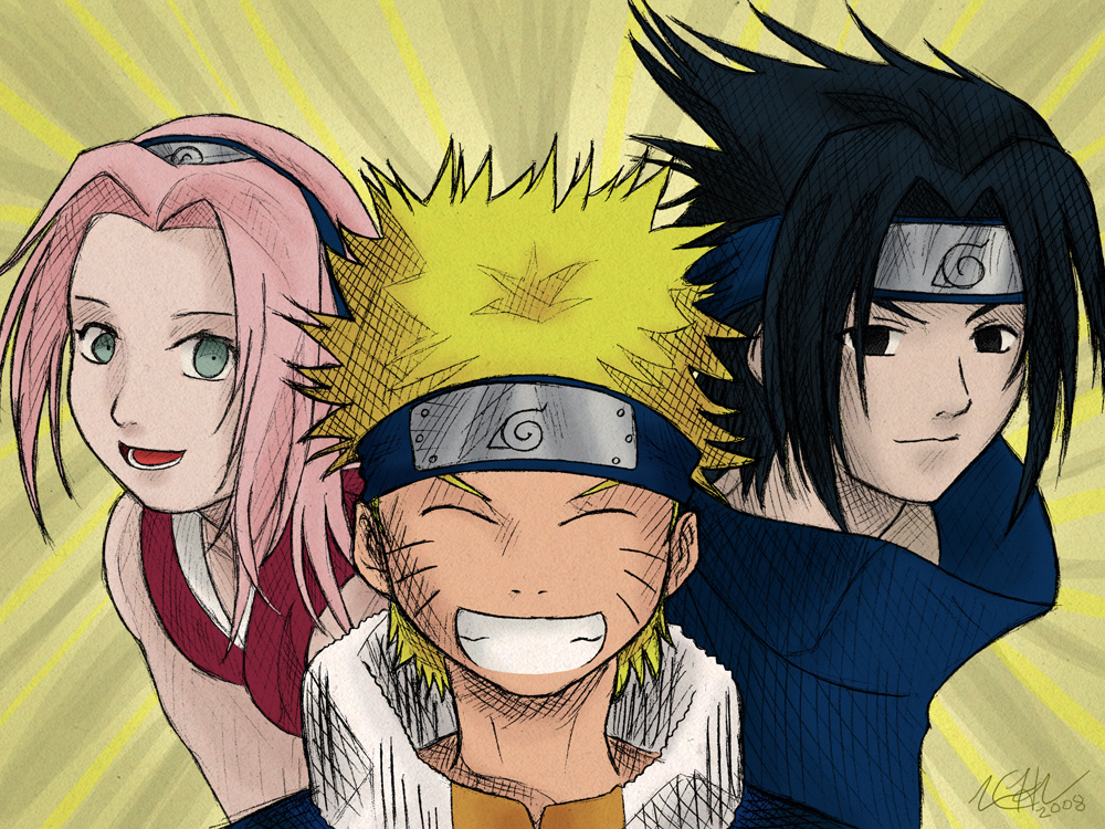 Team 7 by HyruleMaster