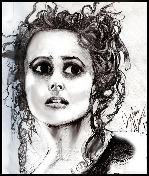 Mrs. Lovett I by hakutheblindedsoul