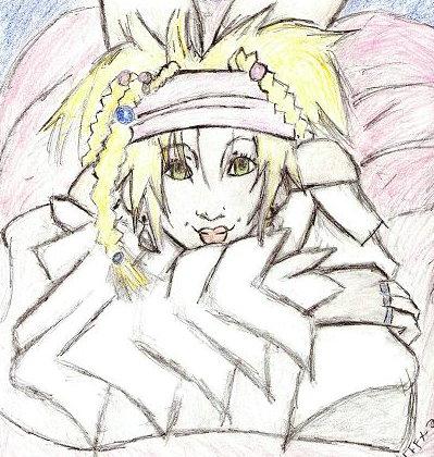 Rikku by happygurl