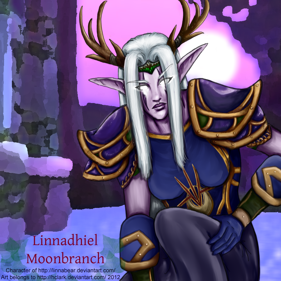 Linnadhiel Moonbranch by hclark