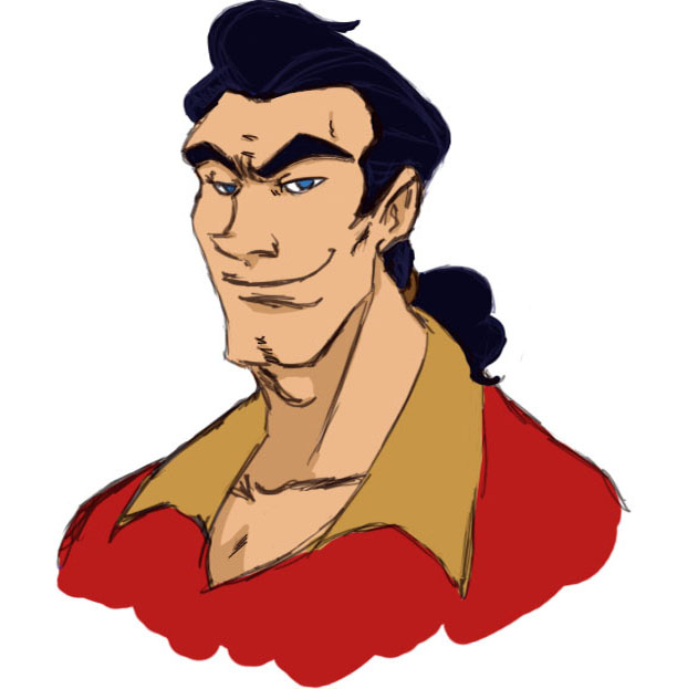 GASTON by hep_kitten
