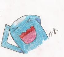 wobbuffet! by hermionesnape123