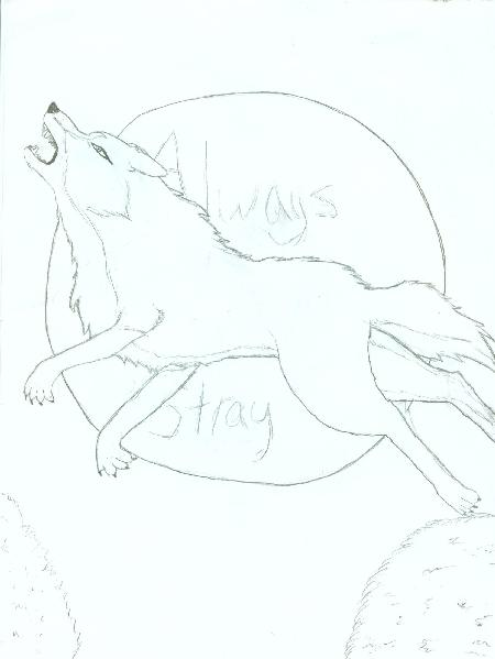 Kaylara_stray by higes_wolf