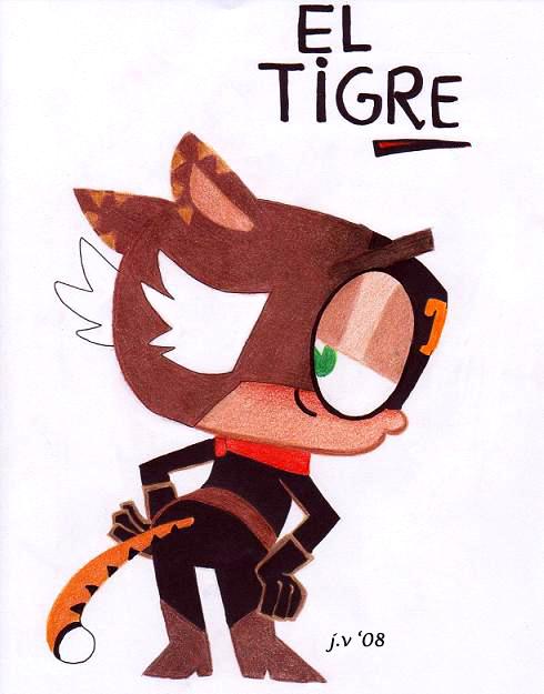 el tigre by hobbes