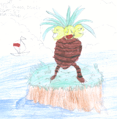 exeggutor by homew123