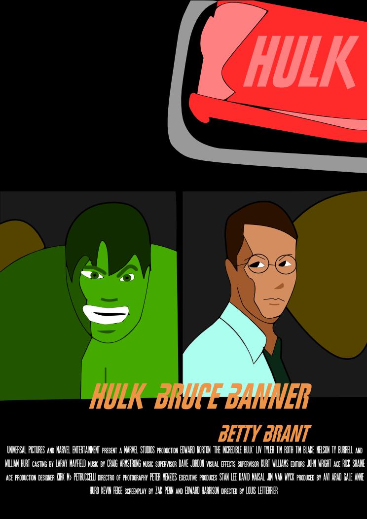 Fight Hulk by hueyfreeman