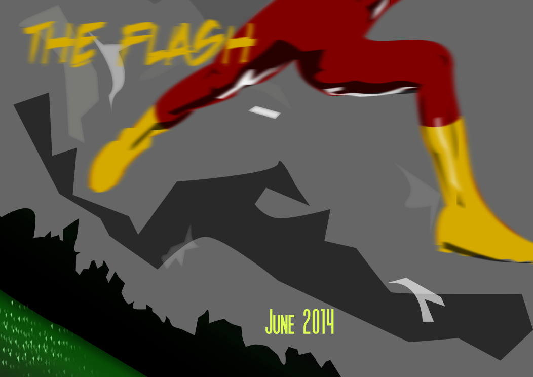 The Flash by hueyfreeman