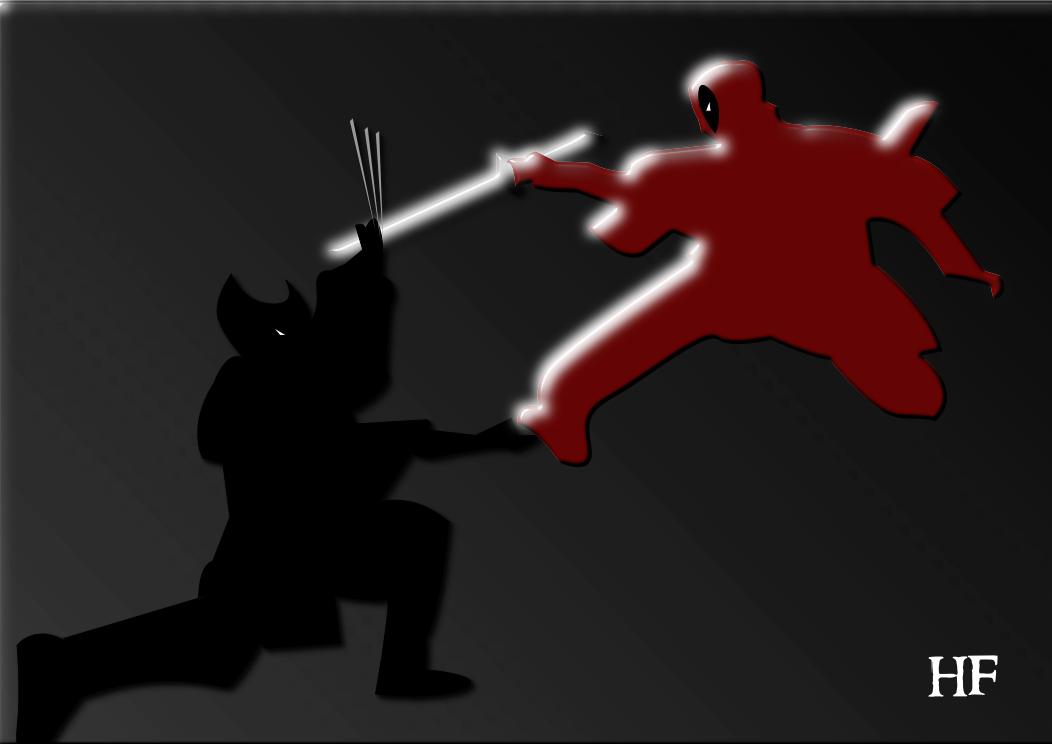 Samurai X by hueyfreeman