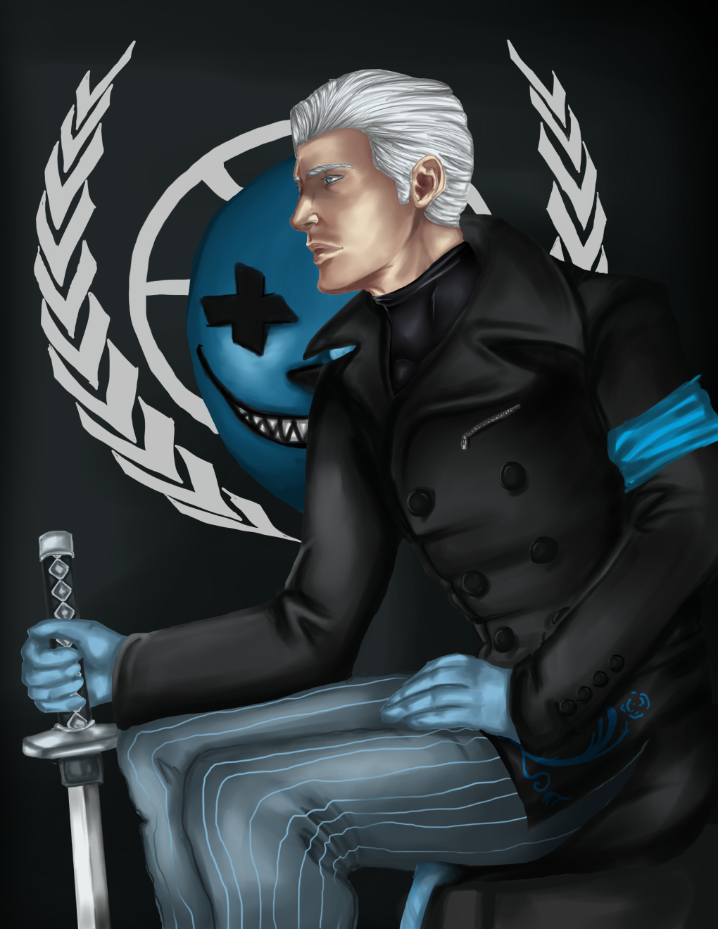 Vergil by hufflepugg