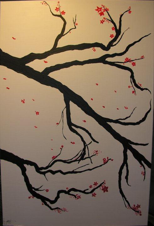 Flowering Tree by Icalatari