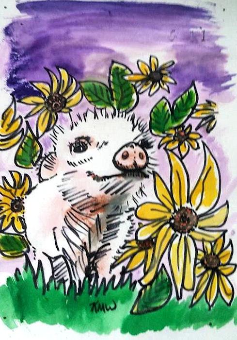 Piglet by Icalatari