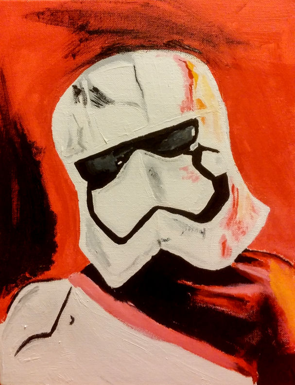 Storm Trooper by Icalatari