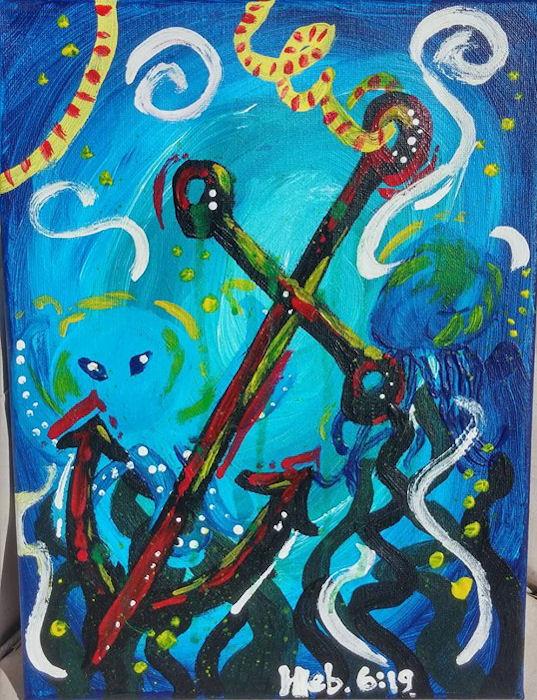 Anchor by Icalatari