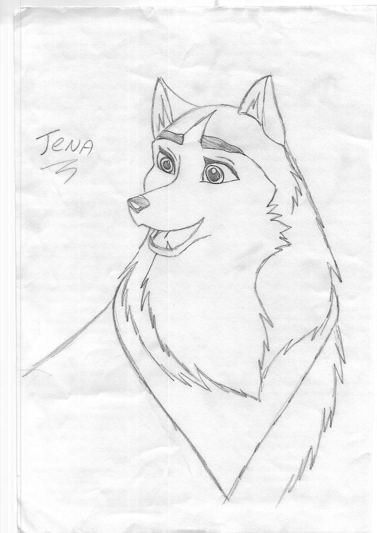 Jena by IceWolfGurl