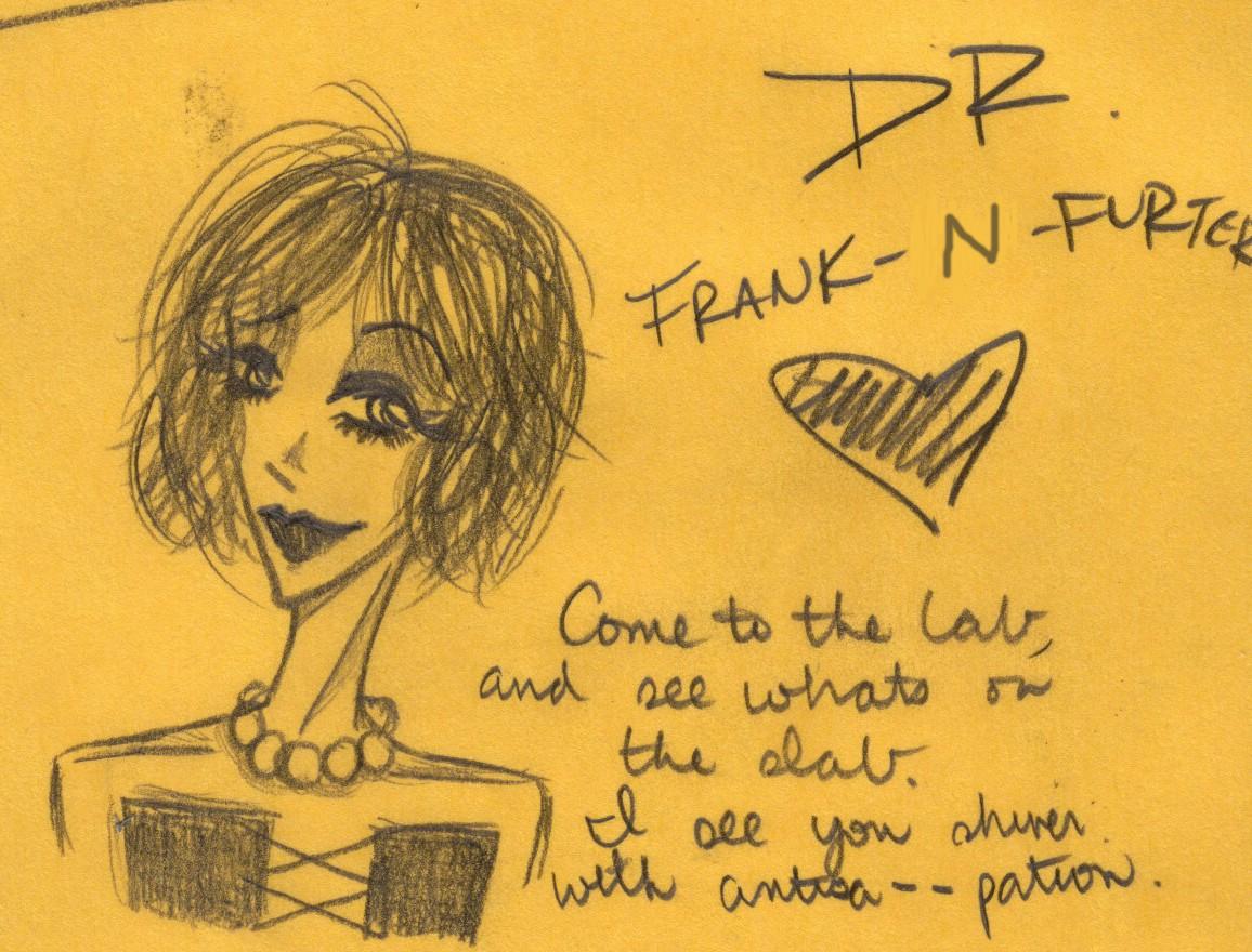 Dr. Frank-N-Furter. by Ichidou_Daisuke