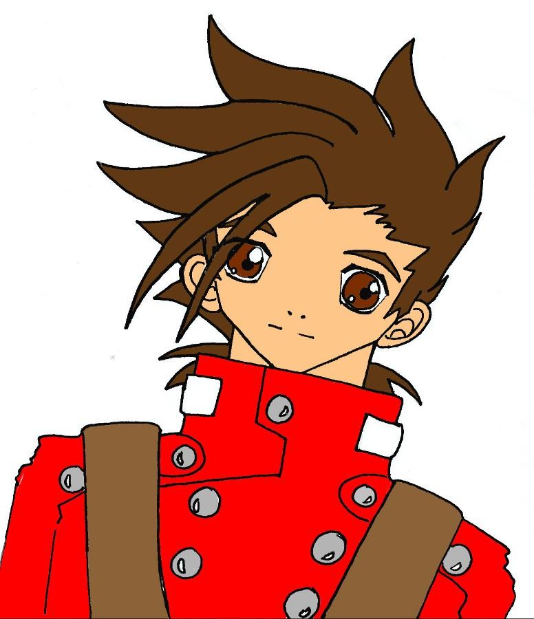 Lloyd Again by IchigoNeko