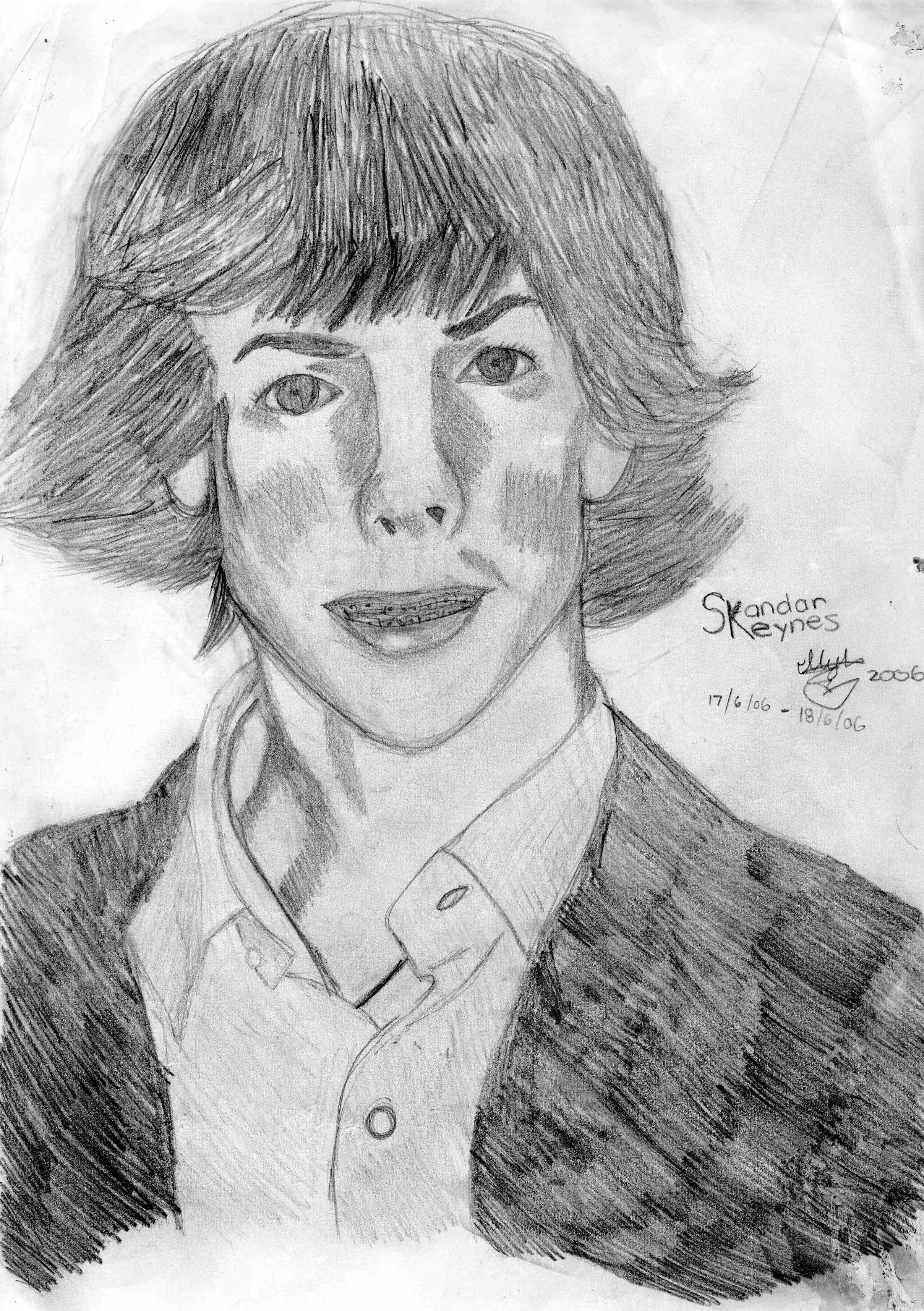 It's Skandar Keynes! Who played Ed Pevensie! by Ilyh