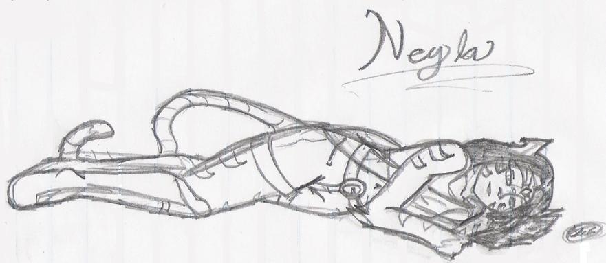 Constable Neyla Sketch by Immortally_Broken