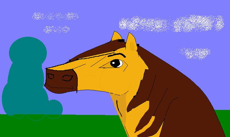 Spirit Stallion of the Cimarron by Imryll