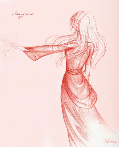 Sangrine the warlock by Infanta