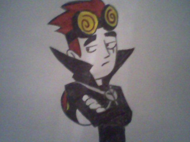 JACK!!! by InvaderAmmy00