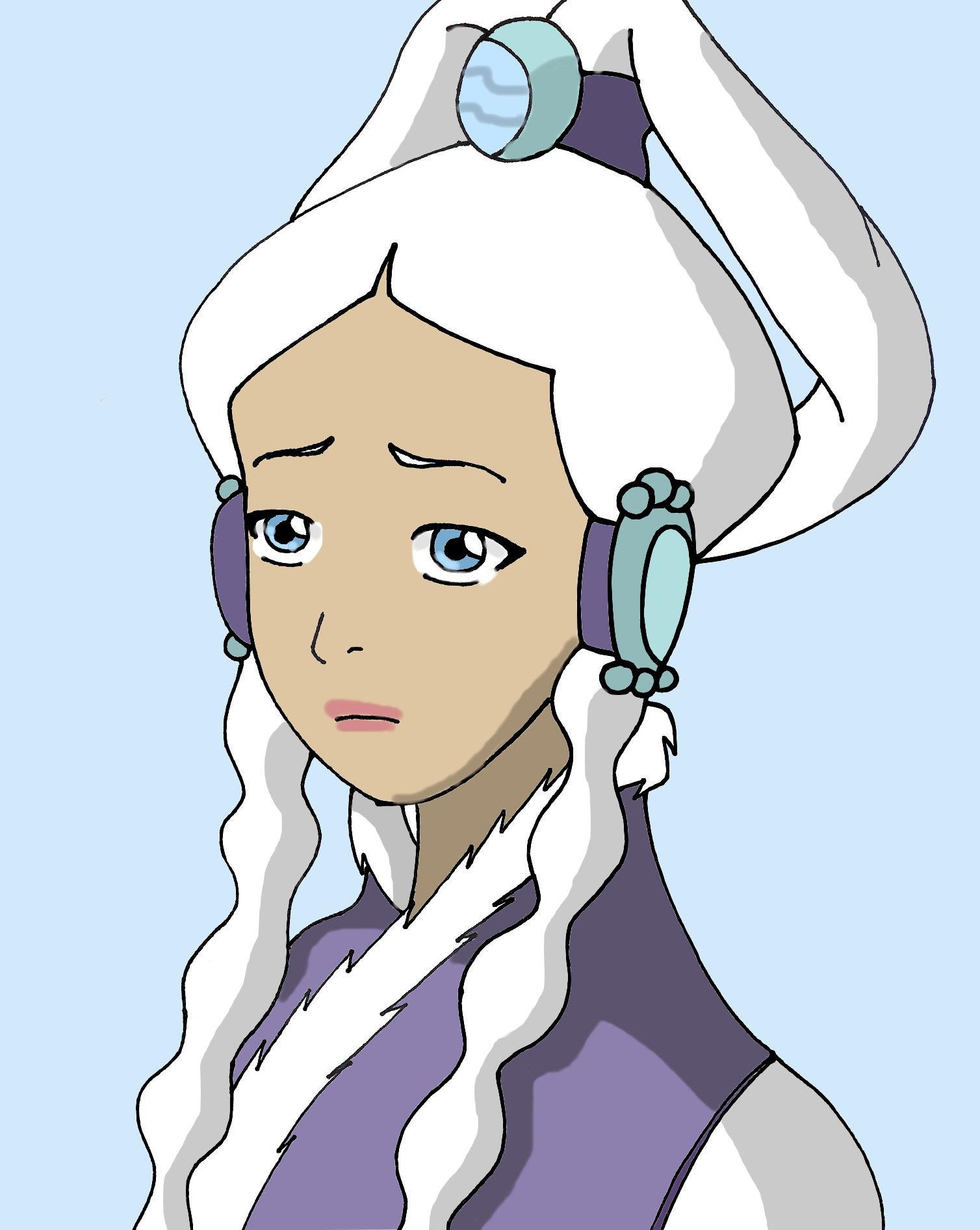 Princess Yue :D by InvaderAvatarTitan13
