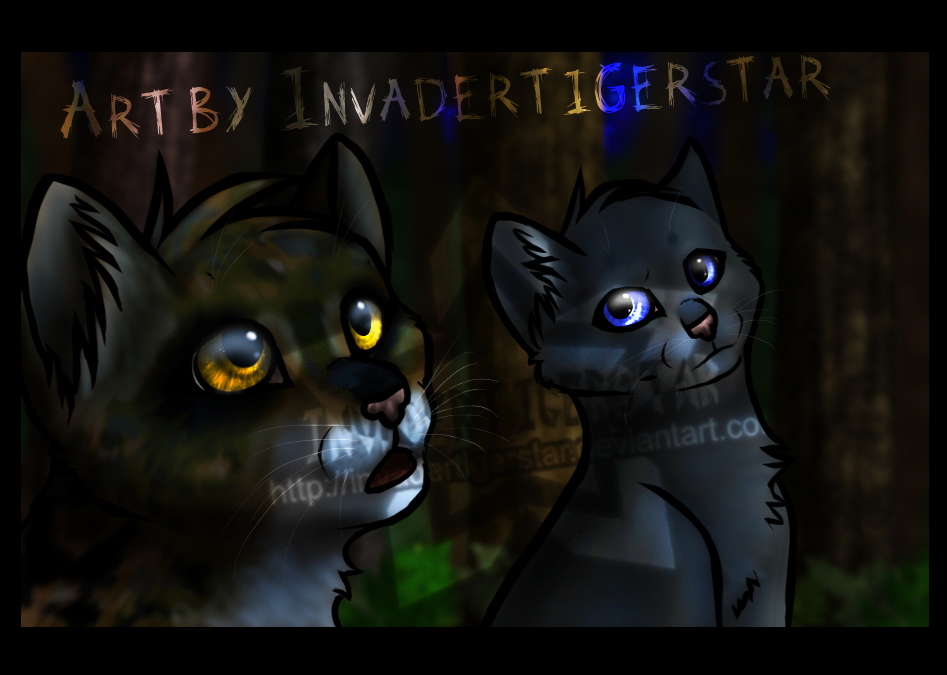 Fire Alone by InvaderTigerstar