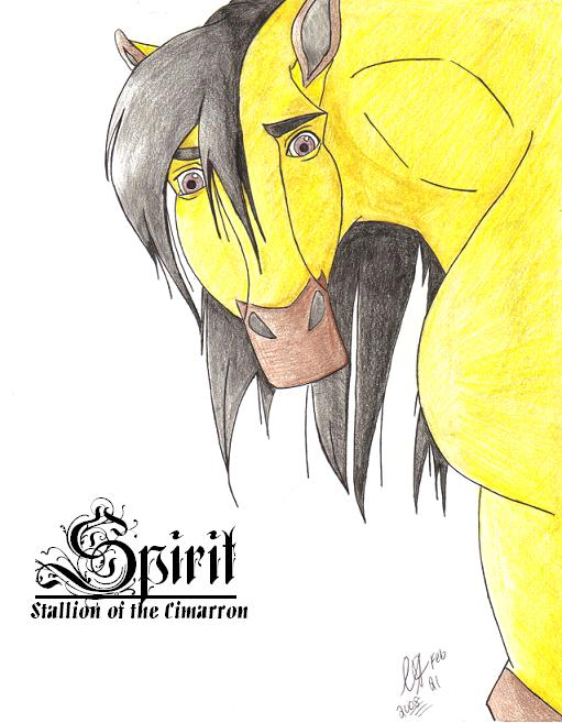 Spirit by Isis0123