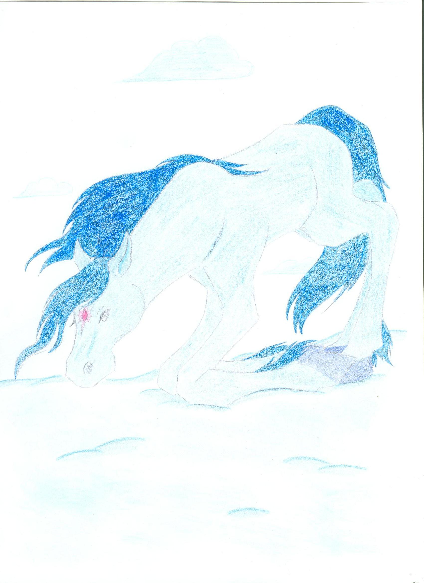 Spirit of Ice by Isukaru