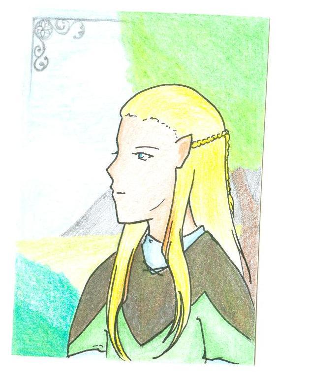 Legolas*~ by Isukaru