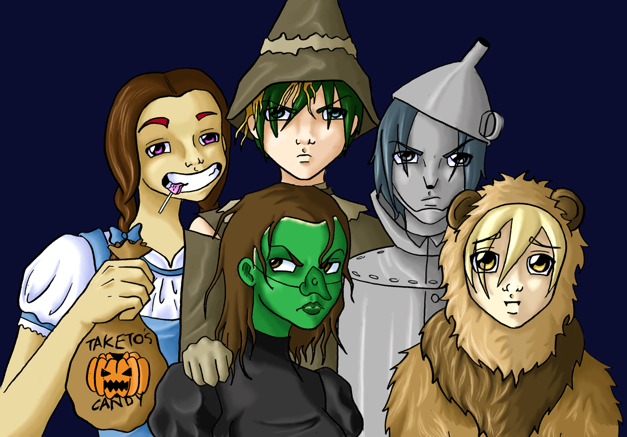 Halloween 2008 by i_luv_jin