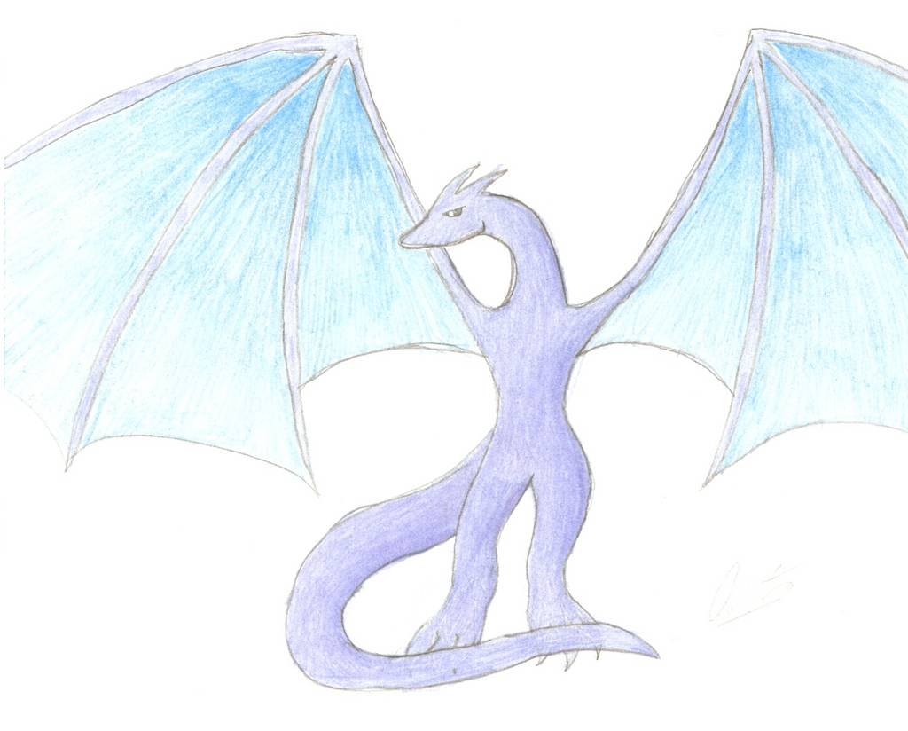 beast of blue by iamnotmyself