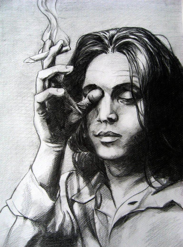 cigar by iampoorartist
