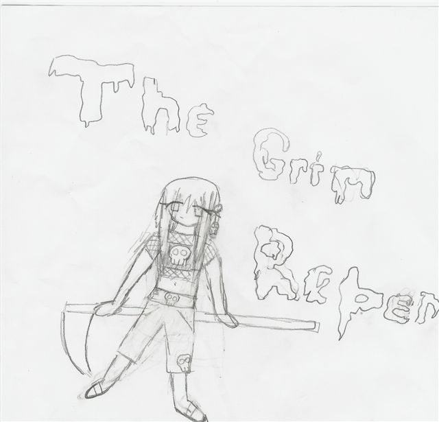 The grim reaper by icepenguin101