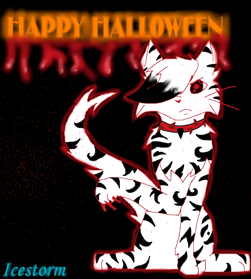 HAPPY HALLOWEEN! by icestorm